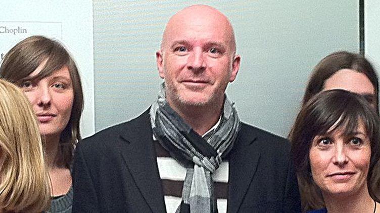 Antoine Choplin, lauréat 2012 du Prix Roman France Télévisions  (Culturebox)