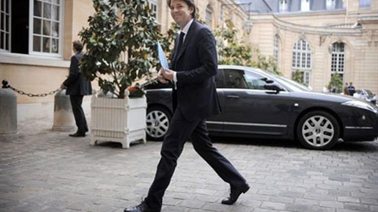 François Baroin (AFP - Olivier Laban-Mattei)