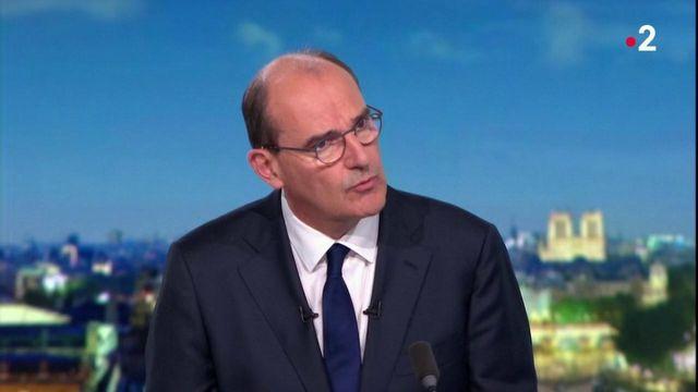 """Assurance-chômage et retraites : Jean Castex met en avant un """"changement de méthode"""""""