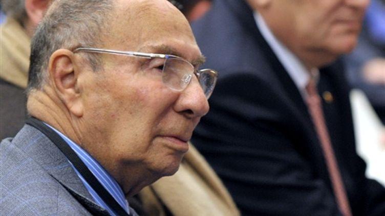 Serge Dassault (AFP/ERIC PIERMONT)