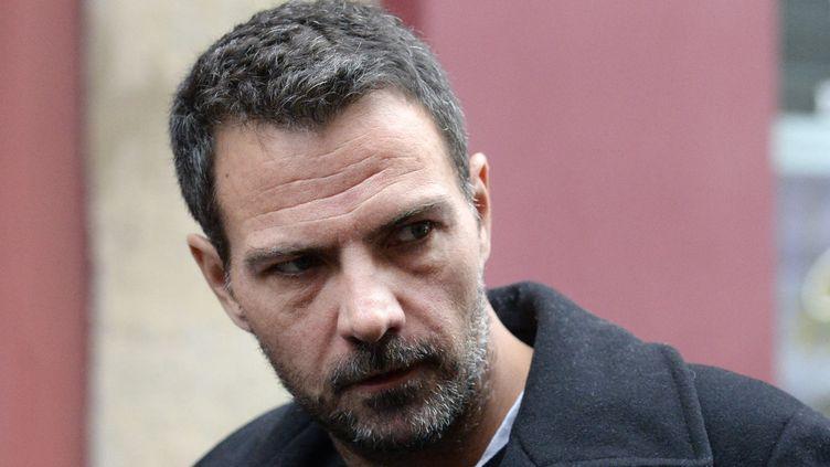 L'ex-trader Jérôme Kerviel, le 15 octobre 2015 à Paris. (MIGUEL MEDINA / AFP)