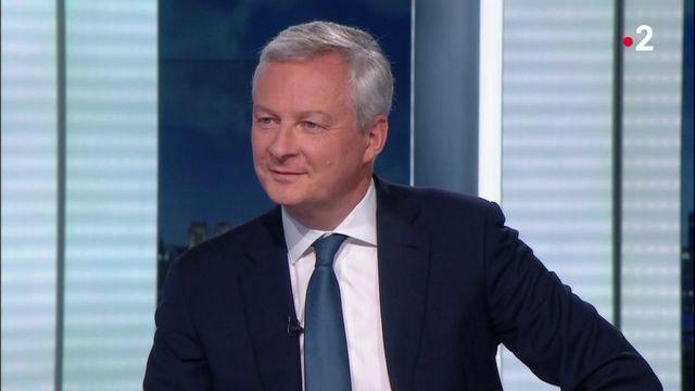 Relance économique : selon Bruno Le Maire produire en France coûtera moins cher