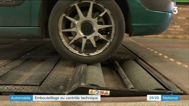 Automobile : les centres de contrôle technique débordés