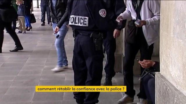 Entre police et population, le lien de confiance s'étiole