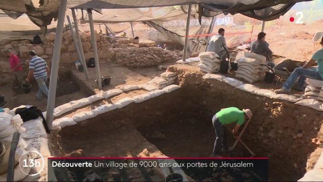 Jérusalem : une découverte archéologique incroyable
