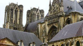cathédrale de Reims (PIERRE HECKLER / MAXPPP)