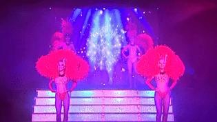 Cabaret le ParadIce : ultimes répétitions  (Capture d'écran France 3/Culturebox)