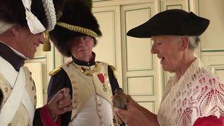 Bicentenaire de Napoléon : une reconstitution historique au Haras du Pin (FRANCE 3)