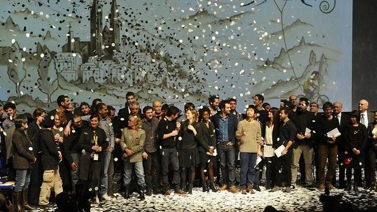 Le 36e festival international du court-métrage de Clermont-Ferrand ferme ses portes sous une avalanche de jolis films  (PHOTOPQR/LA MONTAGNE)