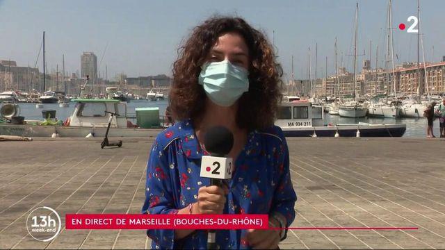 Marseille : où le port du masque est-il obligatoire ?
