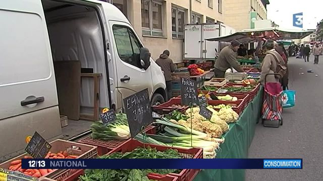 Les légumes d'hiver ne se vendent pas