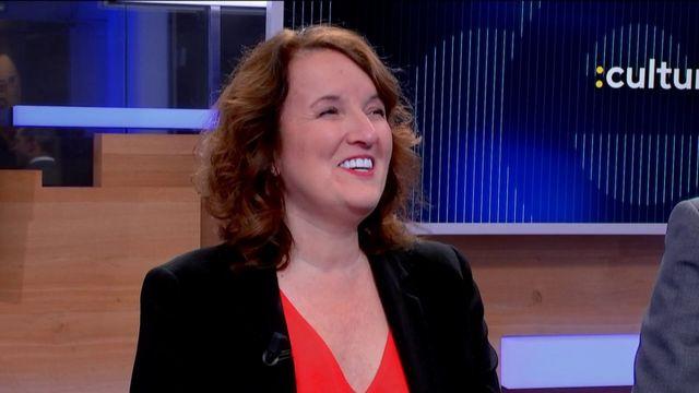 Le divorce, motif de rire pour Anne Roumanoff