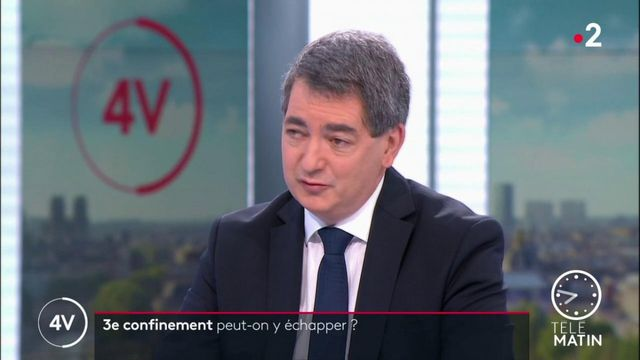 Campagne de vaccination: «On est face à un scandale d'État», juge Jean Rottner, président de la région Grand Est