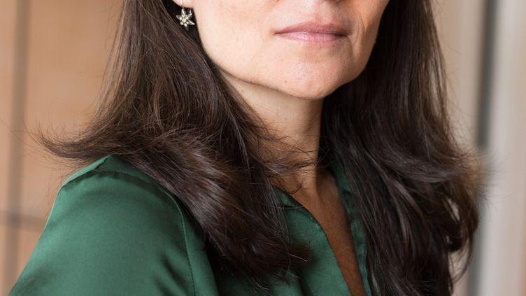 L'écrivaine Ketty Rouf (Photo Marion Vallée)