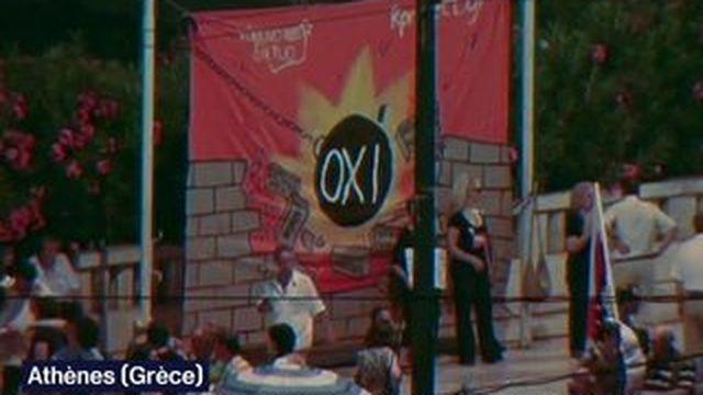 Le plan d'Alexis Tsipras face au parlement et au peuple grec