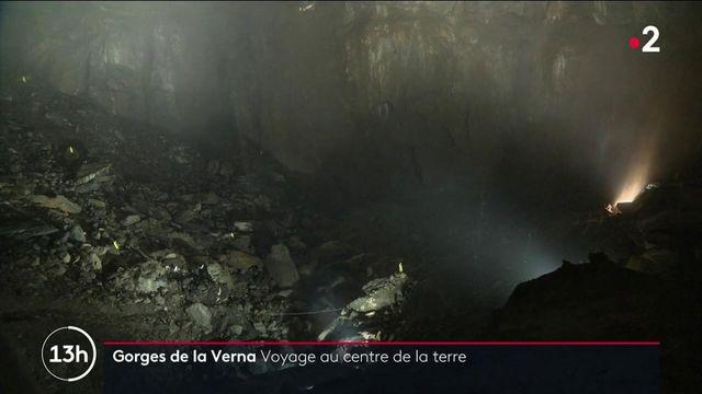 Pyrénées-Atlantiques : à la découverte des spectaculaires gorges de la Verna
