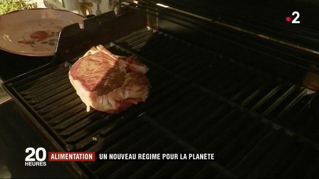 Environnement : des experts alertent sur la consommation de viande