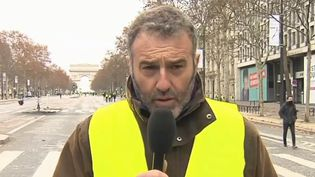 Christophe Chalençon (France 2)