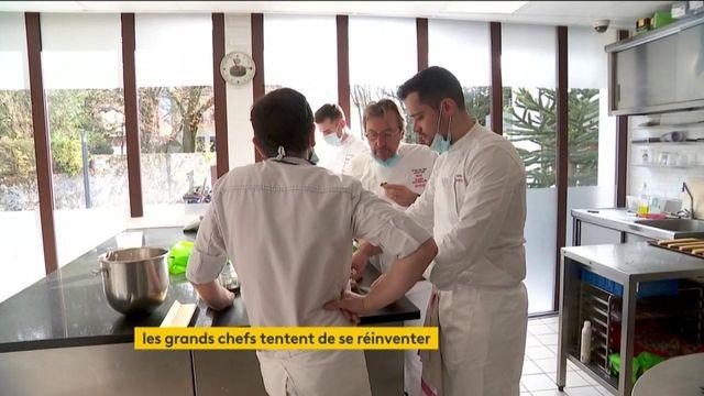 Covid-19 : les restaurateurs étoilés cherchent à réinventer leur cuisine pour tenir le choc