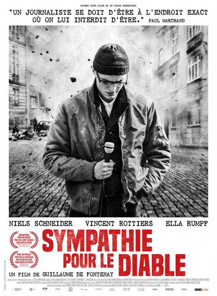 """L'affiche de """"Sympathie pour le diable"""" de Guillaume de Fontenay. (Rezo Films)"""