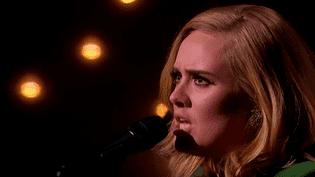 Adèle a refusé la mise à disposition de son dernier album sur les plateformes de streaming  (France 3 / capture d'écran)