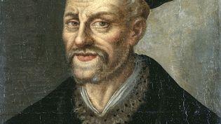 François Rabelais (XVIIesiècle, anonyme). (DOMAINE PUBLIC, VIA WIKIMEDIA COMMONS)