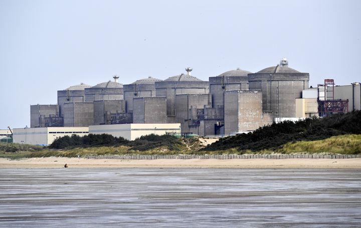 La centrale nucléaire de Gravelines (Nord), en septembre 2020. (MAXPPP)