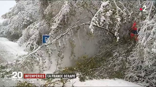Neige : la France n'était pas prête