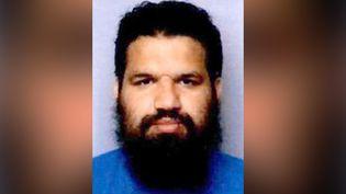 Photo non datée du jihadiste français Fabien Clain. (AFP)