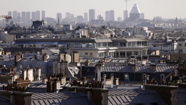 L'encadrement des loyers à Paris a été annulé, le dispositif était entré en vigueur le 1er août 2015. (THOMAS SAMSON / AFP)