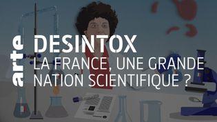 Non, les dernières publications scientifiques françaises ne figurent pas parmi les plus citées au monde (ARTE/2P2L)