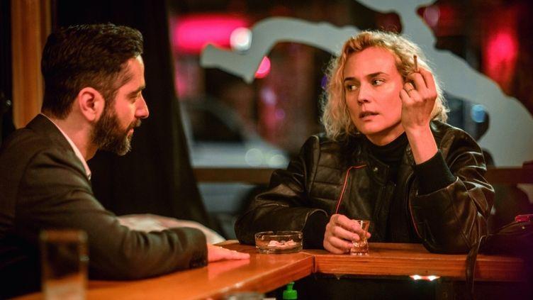 """Denis Moschitto et Diane Kruger dans """"In the Fade"""" de Fatih Akin, une coproduction franco-allemande, présélectionné pour les Oscars.  (Warner Bros. Ent. Alle Rechte vorbehalten. / Gordon Timpen, SMPSP)"""