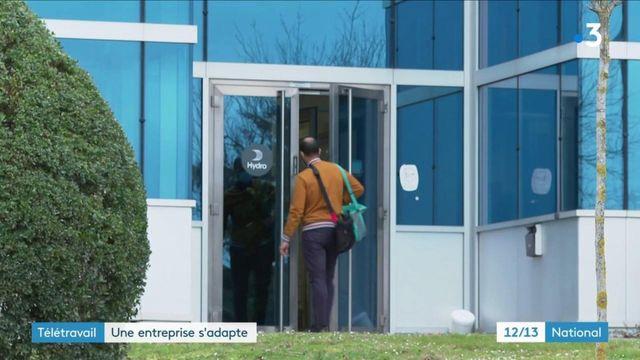 Télétravail : comment s'adaptent les entreprises ?