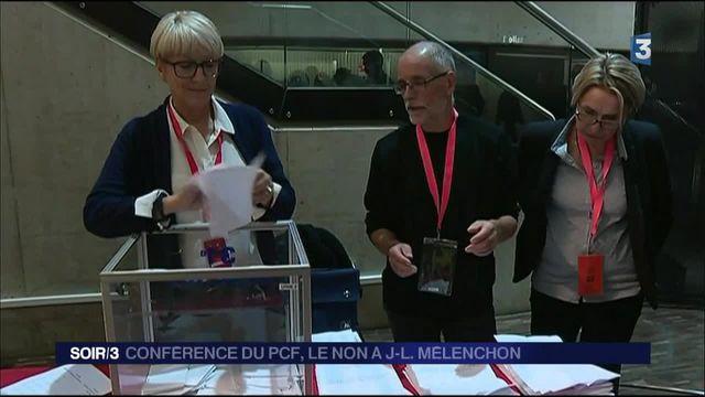 Présidentielle 2017 : le PCF dit non à Melenchon
