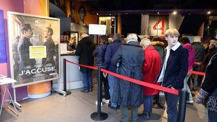 """Avant-première parisienne du film """"J'accuse"""" de Roman Polanski (JEAN-BAPTISTE QUENTIN / MAXPPP)"""