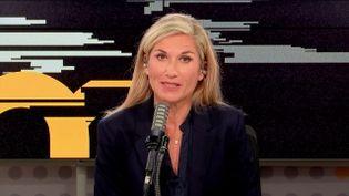 Laetitia Krupa,Les informés de franceinfo. (FRANCEINFO / RADIOFRANCE)