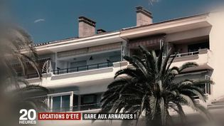 Appartement en bord de mer (illustration) (Capture d'écran France 2)