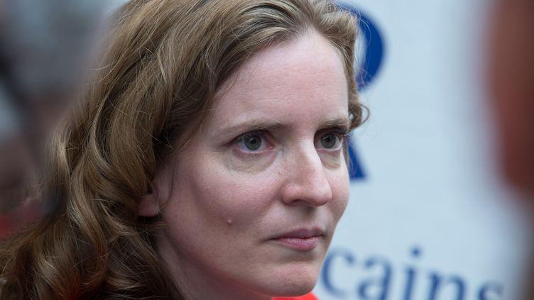 Nathalie Kosciusko-Morizet, le 12 septembre 2015, au Touquet (Pas-de-Calais). (FRANCOIS PAULETTO / CITIZENSIDE / AFP)