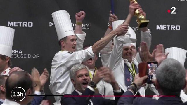 Gastronomie : la France sacrée championne du monde en remportant le Bocuse d'Or
