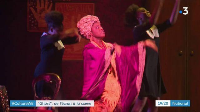 """Culture : """"Ghost"""", une comédie musicale portée par Claudia Tagbo"""