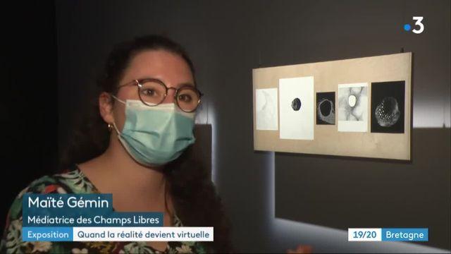 Expo rélaisté virtuelle à Rennes