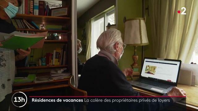 Résidences de vacances : privés de loyers, les propriétaires se trouvent dans la panade