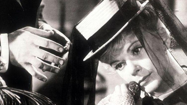 "Anita Björk dans ""Miss Julie"" d'Alf Sjöberg (1950)  (Photo12.com / Collection Cinema)"