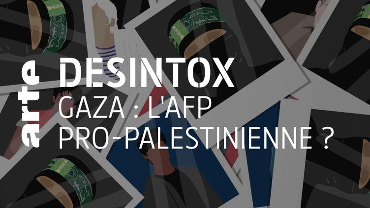 Gaza : non, l'Agence France Presse n'a pas dressé un bilan de victimes partisan des Palestiniens (ARTE/2P2L)