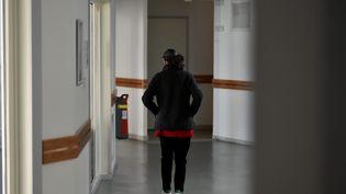 Dans une clinique psychatrique à Saint-Victor-sur-Loire, le 17 novembre 2020 (photo d'illustration). (REMY PERRIN / MAXPPP)