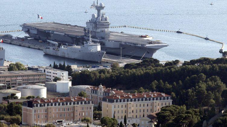 (Le port militaire de Toulon ©maxPPP)