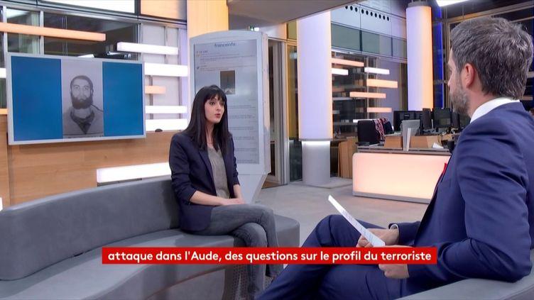 Amélie Chelly (FRANCEINFO)