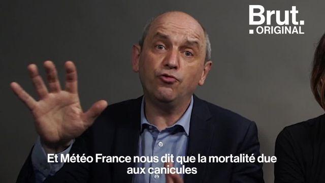 En exclusivité pour Brut et Le Monde, la militante Camille Étienne et l'eurodéputé Pierre Larrouturou annoncent porter plainte contre 5 ministres pour inaction face au dérèglement climatique.