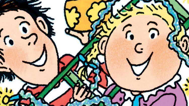 Tom-Tom et Nana, Noël  (Bernadette Desprès)