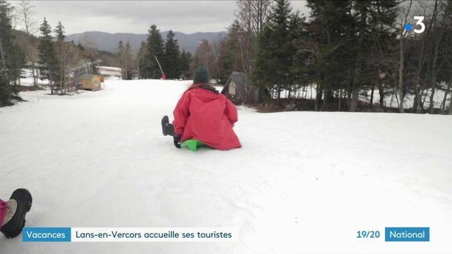 Vacances : Lans-en-Vercours ouvre ses portes aux touristes